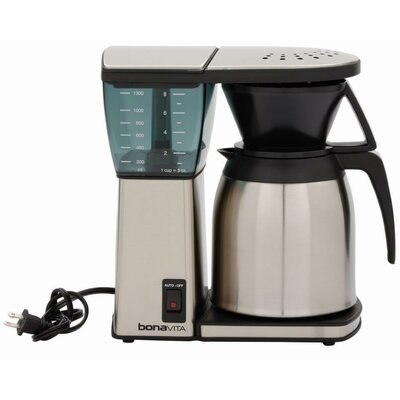 Bonavita Coffee Maker How To Use : Coffee Makers Wayfair