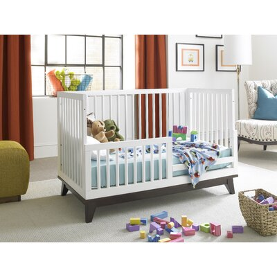 Ti Amo Moderna Island 3-in-1 Convertible Nursery Set