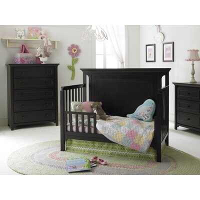 Ti Amo Carino 5-in-1 Convertible Crib Set