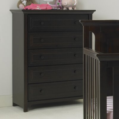 Ti Amo Carino 5 Drawer Chest