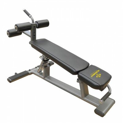 Commercial Ab/Crunch Bench