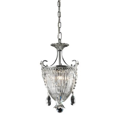 Nulco Lighting Banburgh 3 Light Inverted Pendant