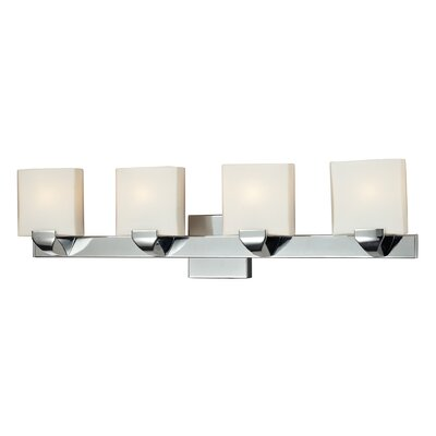 Nulco Lighting Milano 4 Light Bath Vanity Light
