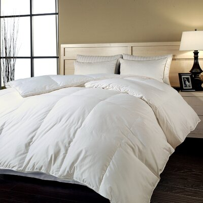 Blue Ridge Home Fashions 700 Thread Count Down Alternative Comforter