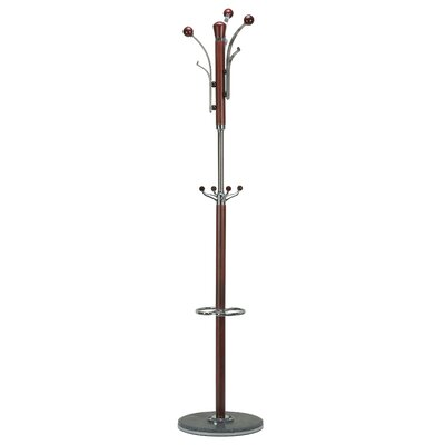 Cortesi Home Alpine Marble Coat Rack