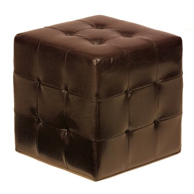 Cortesi Home Braque Cube Ottoman