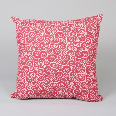 Raspberry Unstuffed Pillow