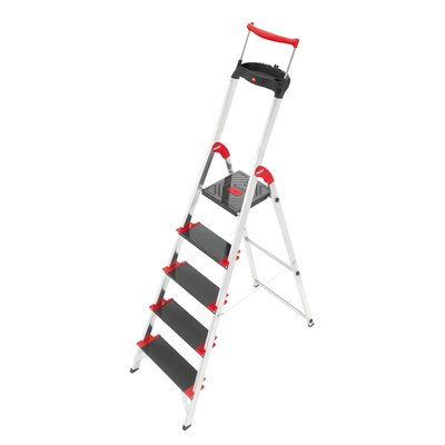 Hailo LLC Championsline 5 Step Ladder