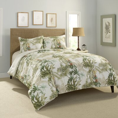 Rainforest Tropical 3 Piece Comforter Set