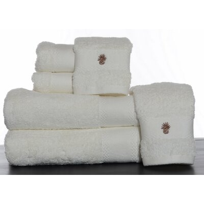 Tommy Bahama Bedding 6 Piece Towel Set