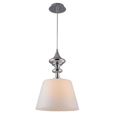 Bromi Design Martell 1 Light Pendant