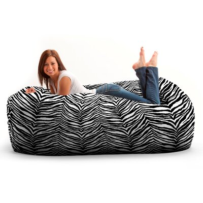 Comfort Research Six Foot Media Bean Bag Lounger