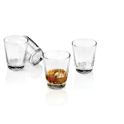 Nuance Arosse by Nuance 25 cl Clear Glass (Set of 4)