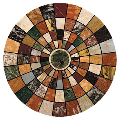 Marble Mosaic Coaster (Set of 4)
