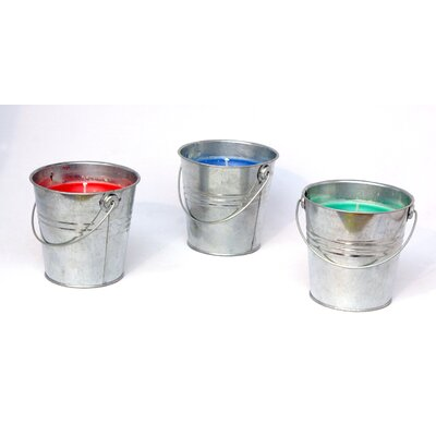 Koolatron Bite Shield Bucket Candle