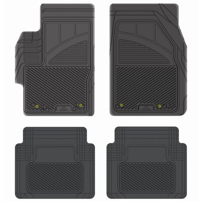 Koolatron Kustom Fit  Precision All Weather Car Mat for Mazda 6 2009+