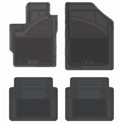 Koolatron Kustom Fit  Precision All Weather Car Mat for Toyota Yaris 2006 +