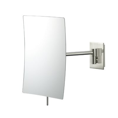 Mirror Image Minimalist Rectangular Wall Mirror