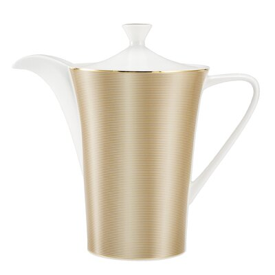 Nikko Ceramics Silk Beverage Pot