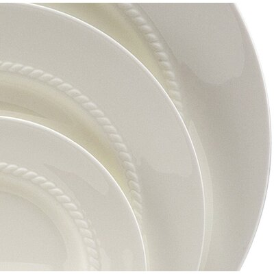 Nikko Ceramics Classic Braid Dinnerware Set