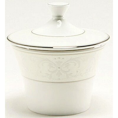 Nikko Ceramics Symphony Sugar Bowl with Lid