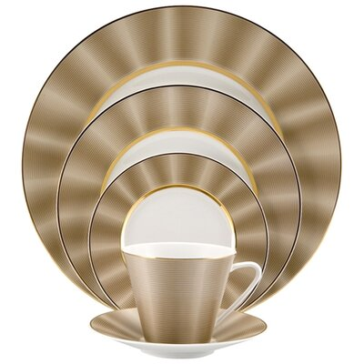 Nikko Ceramics Silk Dinnerware Collection