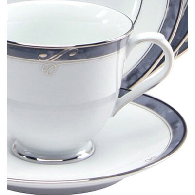 Nikko Ceramics Sentiments Moonstone Saucer