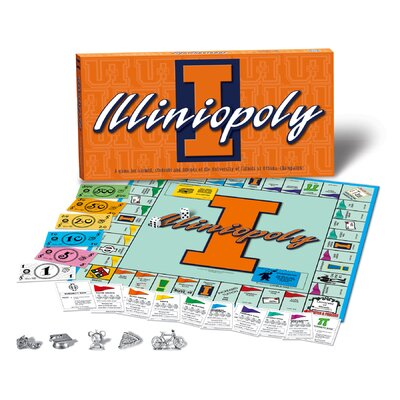 Late for the Sky NCAA Board Game