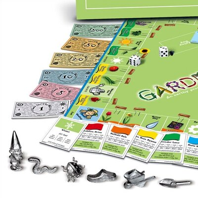 Late for the Sky Garden-opoly Board Game