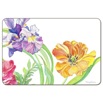 Floribunda Assorted Placemat (Set of 4)