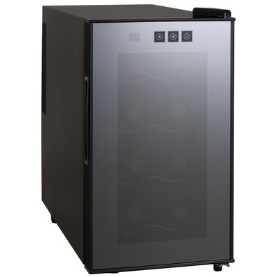8 Bottle Thermoelectric Wine Refrigerator