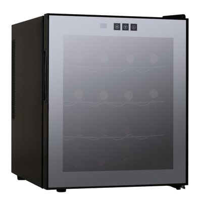 16 Bottle Thermoelectric Wine Cooler