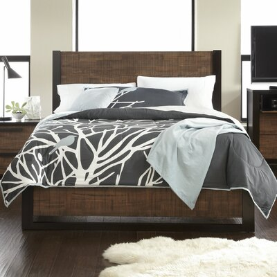 Olympia Panel Bed