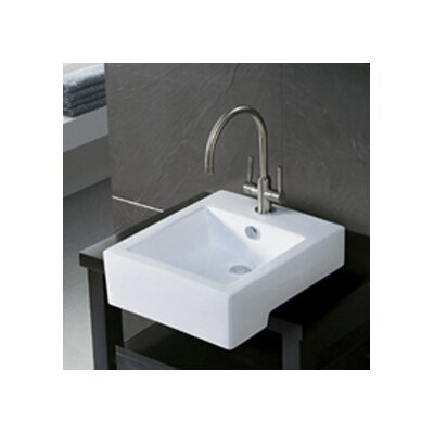Citadel China Vessel Bathroom Sink - EV4076 / EV4076K