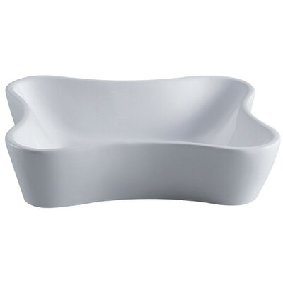 Nuevo China Vessel Bathroom Sink - EV8126