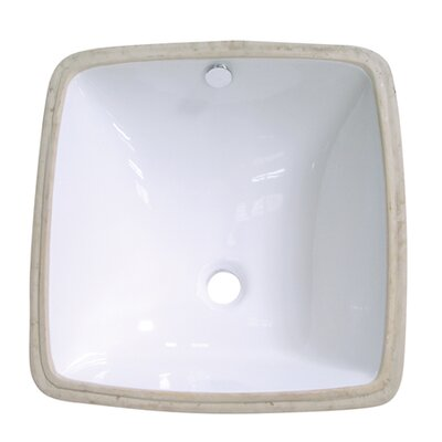 Vista Under Mount Bathroom Sink - LB18188 / LB18188K