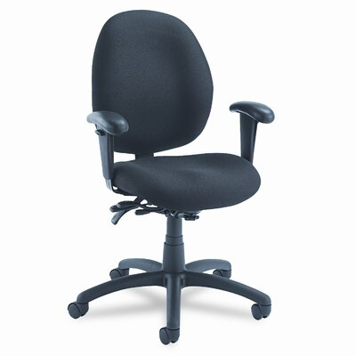 Malaga Low-Back Multi-Tilter Swivel Chair