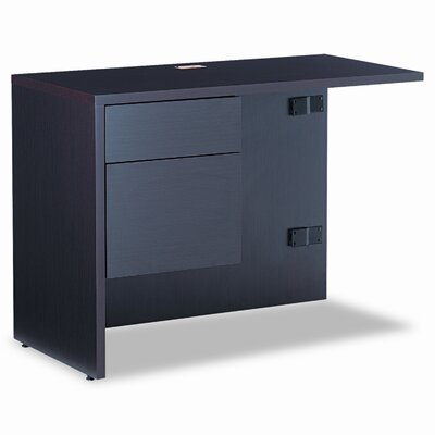 "Global Total Office Genoa Series ""L"" Workstation Return"