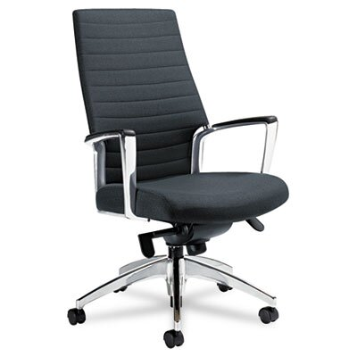 Global Total Office Accord Executive High-Back Pneumatic Office Chair