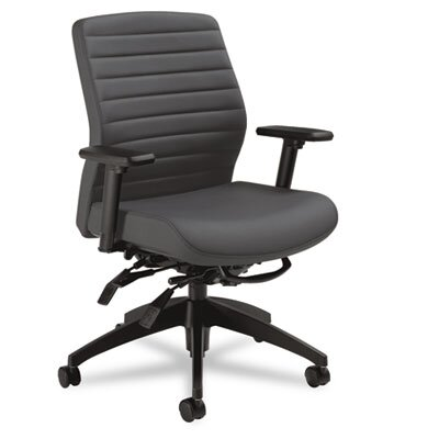 Global Total Office Aspen Series Mid-Back Multi-Tilt Chair