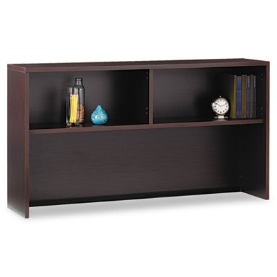 "Global Total Office Genoa Series 36"" H x 66"" W Desk Hutch"