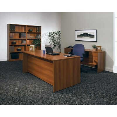 Global Total Office Adaptabilities Kneespace Credenza