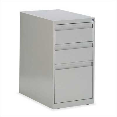 Global Total Office G Series 3-Drawer Box/File Pedestal