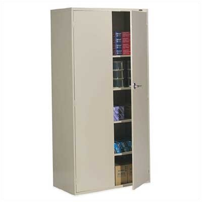 "Global Total Office 9300 Series 72"" H Storage Cabinet"