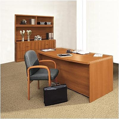 Global Total Office Correlation Standard Executive Desk Office Suite