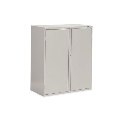 "Global Total Office 9300 Series 42"" Two-Door Storage Cabinet"