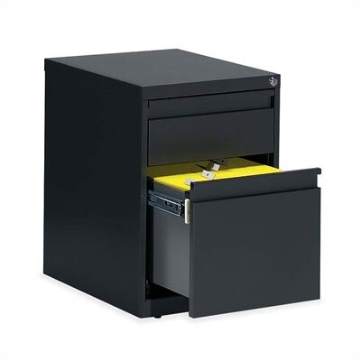 "Global Total Office G Series 23"" D Box/File Pedestal"