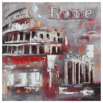 Ren-Wil Memories of Rome Painting