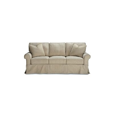Nantucket Slipcovered Queen Sleeper Sofa