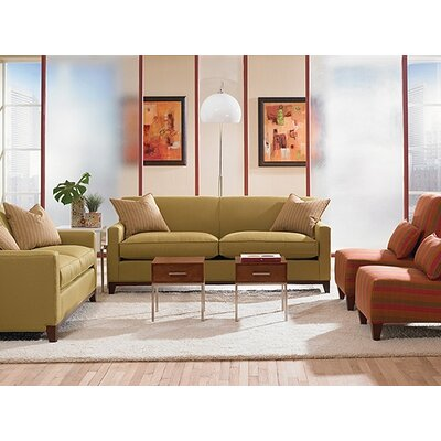 Rowe Furniture Martin Mini Mod Sofa